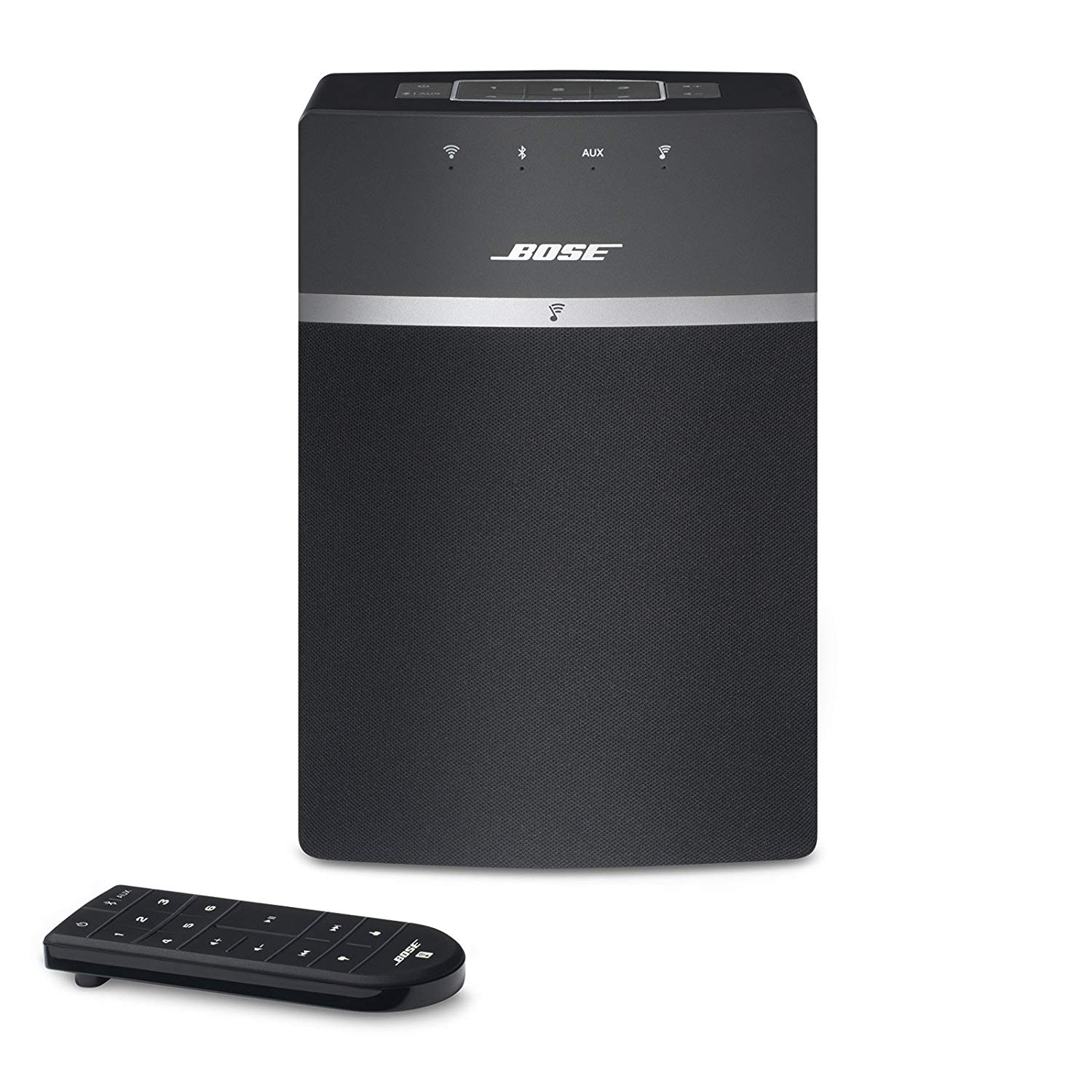 Bose SoundTouch 10 Wireless Music System (Black)